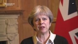 May: 'No Practicable Alternative' To Strikes On Syria