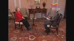 Hillary Clinton-un müsahibəsi