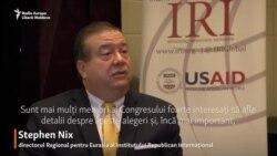 """Stephen Nix: """"Ultimul lucru pe care SUA și l-ar dori ar fi reducerea prezenței sale în R. Moldova"""""""