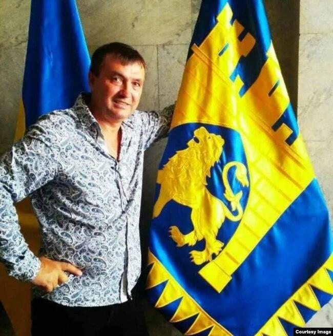 Леонид Мазанько