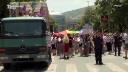 Održana Parada ponosa u Skoplju