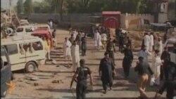 Два взрыва смертников в Пакистане