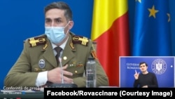 Valeriu Gheorghiță spune că România așteaptă să vadă recomandările de la EMA pentru a lua o decizie privind vaccinul de la AstraZeneca