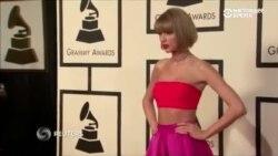 Тэйлор Свифт возглавила самых высокооплачиваемых певиц в мире