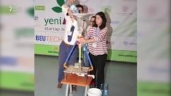 Dünyanı işıqlandırmaq istəyən azərbaycanlı qızlar