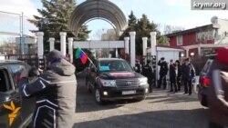 Автопробег из Дагестана приехал в Симферополь