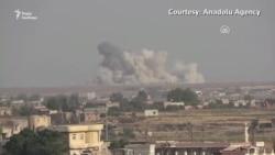 Түркия Сириянын түндүгүндө жортуулун баштады