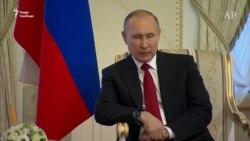 Путін: силовики з'ясовують причини вибуху в Санкт-Петербурзі (відео)