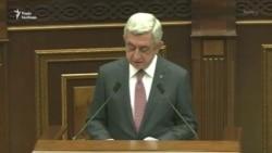 Між двома Сарґсянами. Чи буде «вірменський майдан» під крилом Росії?