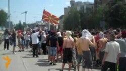 Protestat e maqedonasve