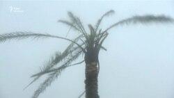 Найгірший буревій за десятиліття у США – Harvey (відео)