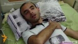 Հրապարակվել են մահացած ադրբեջանցի լրագրող Ռասիմ Ալիևի ծեծի կադրերը
