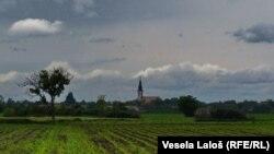 Vojvodina, imanje od nekoliko hektara.