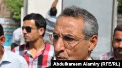 نقيب المعلمين بالبصرة جواد المريوش