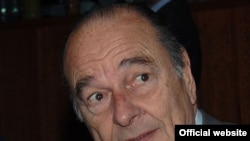 Former French President Jacques Chirac