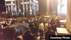 Baku protestleri