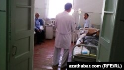Disturbing reports have been emerging from Turkmenistan about the standard of medical care in the country. (file photo)