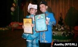 Илдар Хөснетдинов һәм Әдилә Солтанова