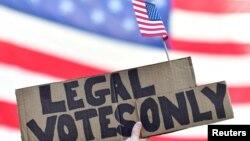 هدف جمهوریخواهان ابطال دو و نیم میلیون برگهٔ رای پستی در پنسیلوانیا بود.