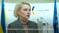 «Здесь речь идет не только об уважении к Украине» – позиция МИД Украины касательно высказывания президента Казахстана о Крыме (видео)