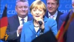 Партія Меркель перемагає на виборах до парламенту Німеччини