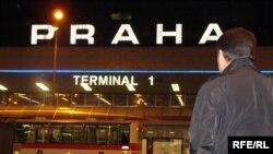 Международный аэропорт Праги.