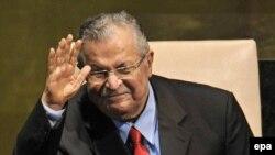 Bivši irački predsjednik Džalal Talabani, bio je prvi Kurd predsjednik te zemlje