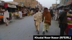 Pamje nga provinca Baloçistan në Pakistan