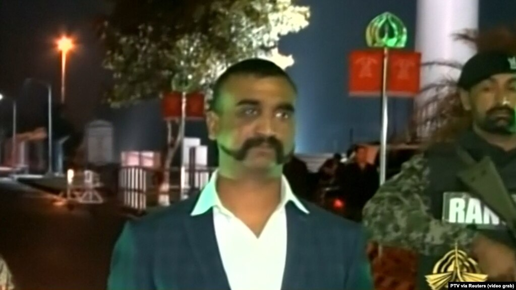 a20ddd07c9 Indian pilot Abhinandan Varthaman returns to his home country after his  release by Pakistan.
