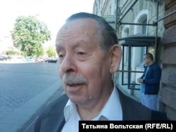 Яків Гордін, історик