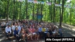 Tabăra de vară de la Bobeica, r. Hâncești