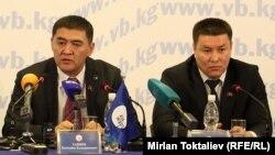 Камчыбек Ташиев оппозициялык кыймылдын төрагасы болуп дайындалды.