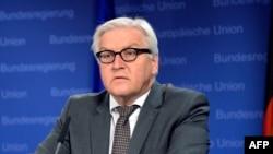 وزير خارجية المانيا فرانك وولتر شتاينماير