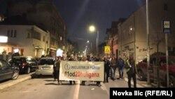 Sa protesta u Požegi