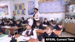 Tacikistanda internat