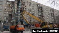 Російська влада заявляє, що причиною вибуху в житловому будинку в Магнітогорську 31 грудня 2018 року, внаслідок якого загинули 39 людей, став витік газу