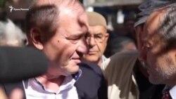 «Ганьба!»: Реакція кримчан на вирок Ільмі Умерову