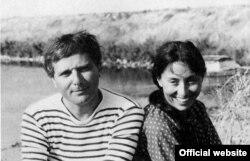 Julia Kristeva cu Philippe Sollers