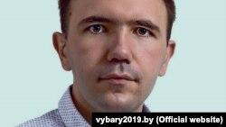 Зьміцер Казакевіч, фота з сайту vybary2019.by