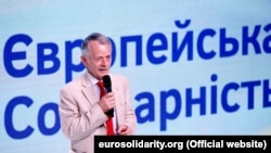 «Європейська солідарність» висуне на посаду віце-спікера парламенту кандидатуру Джемілєва
