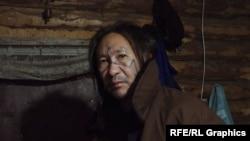 Шаман Александр Габышев под следствием в Якутске