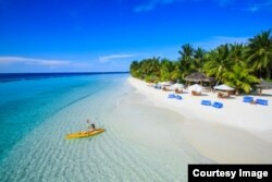 «Kurumbra Maldives» istirahət mərkəzi