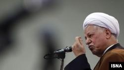 اکبر هاشمی رفسنجانی، رییس مجمع تشخيص مصلحت نظام