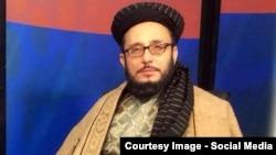 مولوی عبدالخبیر اوچقون معاون شورای عالی صلح افغانستان