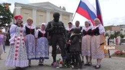 Расхитители крымской истории (видео)