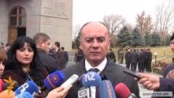 Հայաստանն առայժմ շարունակելու է դիվանագիտական ճանապարհով լուծել ուղղաթիռի հարցը