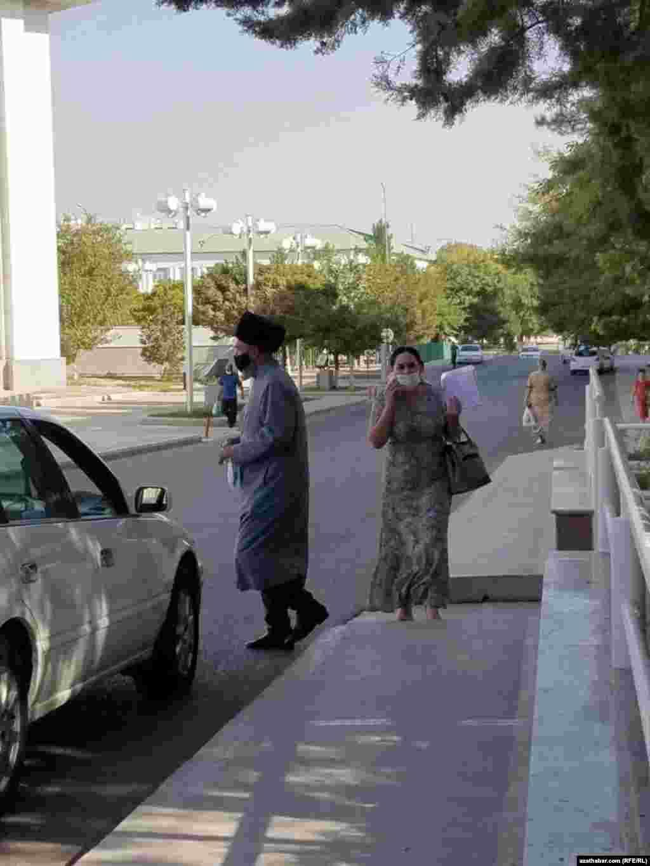 Ашхабадская улица