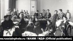 Сестры милосердия Первой мировой войны