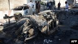 В Сомали продолжаются взрывы