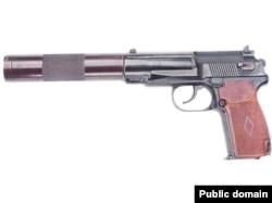 Расстрэльны пісталет